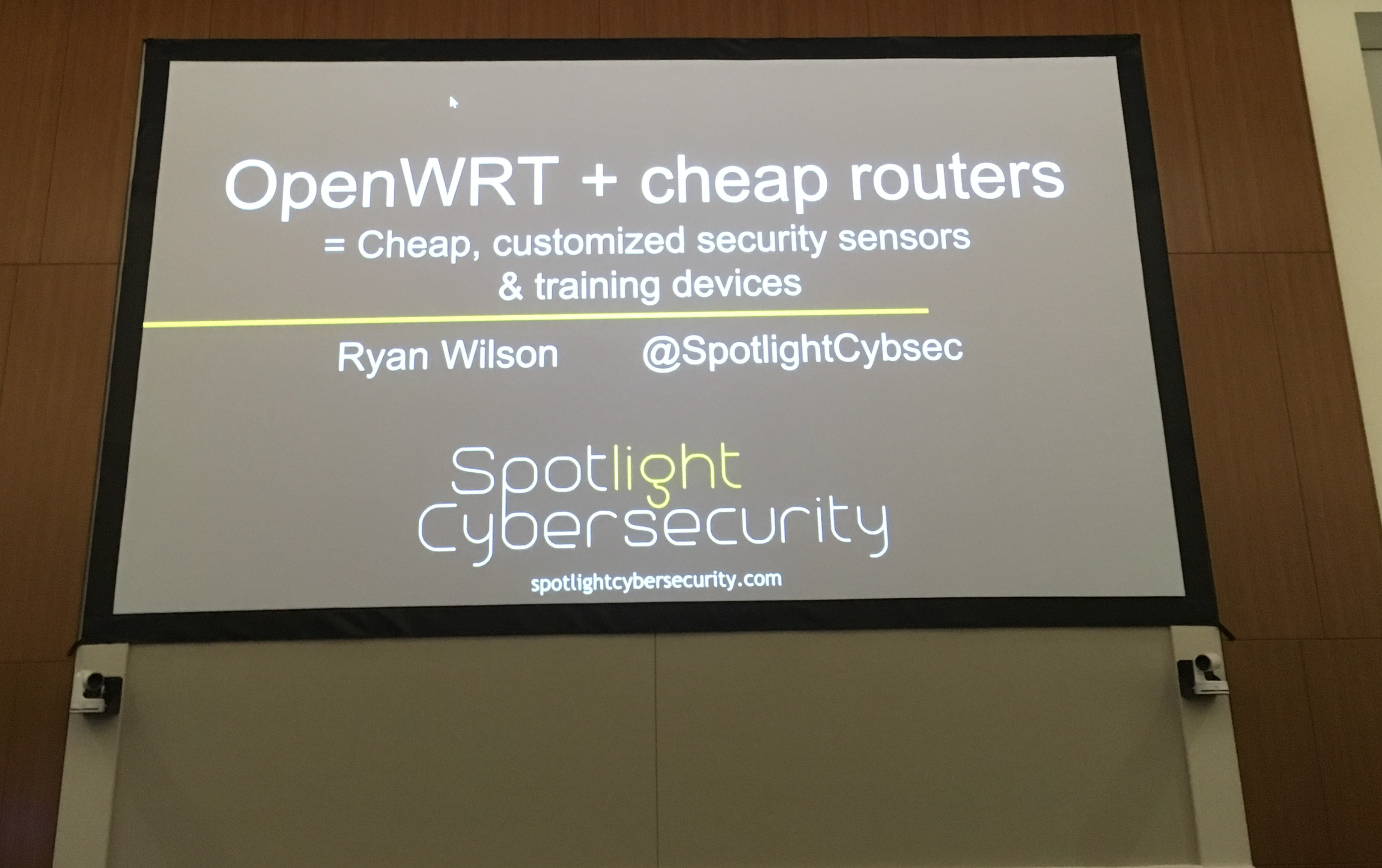 OpenWRT + cheap routers